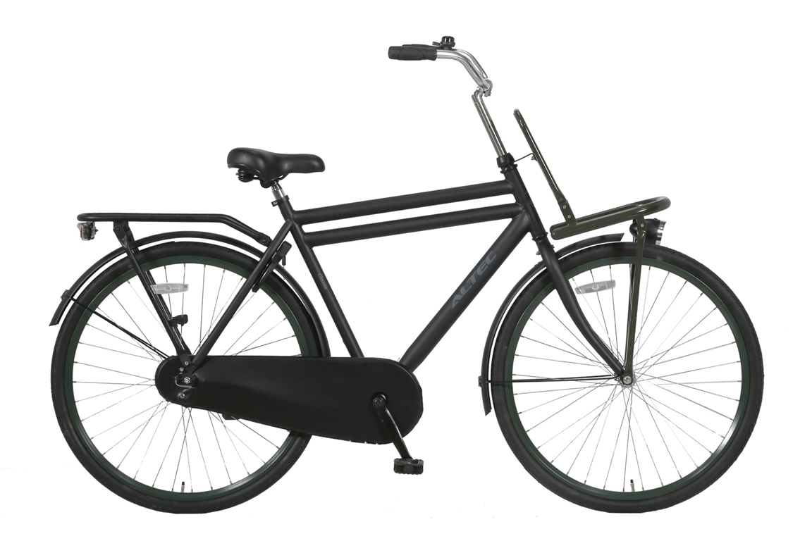 Altec Classic 28 inch Heren Transportfiets Army Green