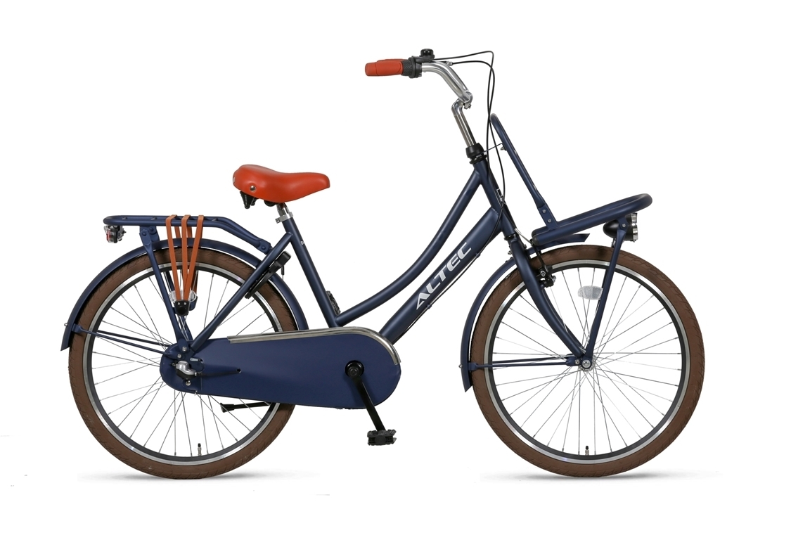 Altec Dutch 24inch Transportfiets Jeans Blue 2019