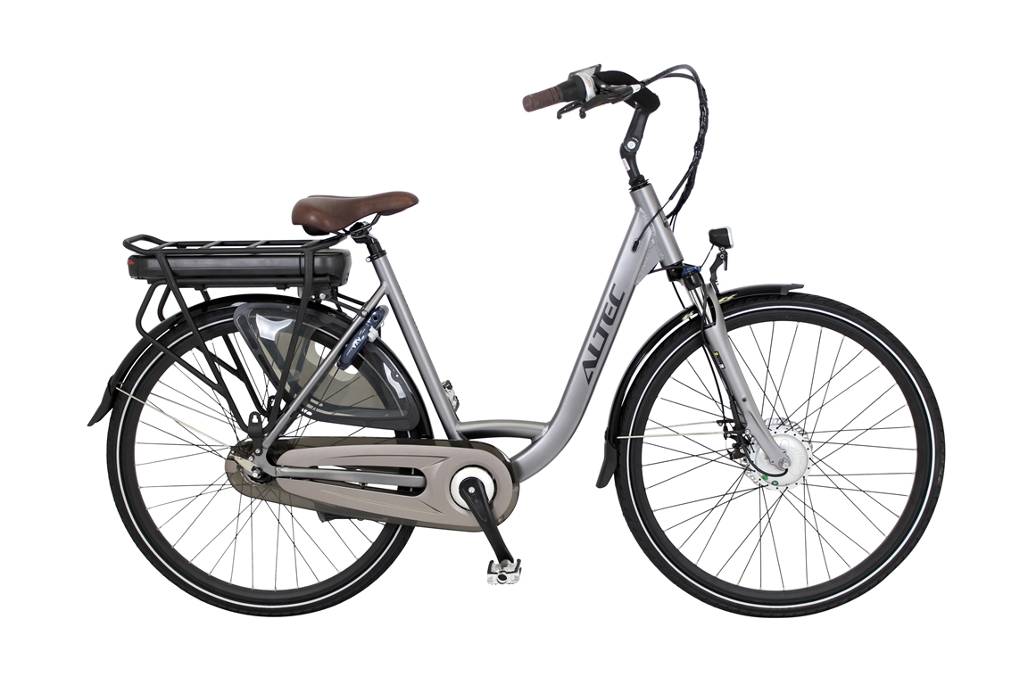 Altec Square E-Bike 480 Wh N-7 Bronze