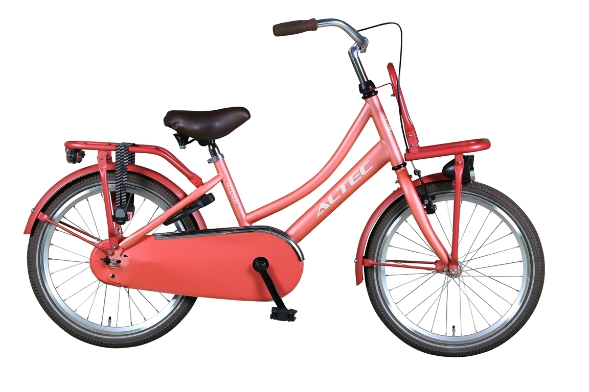 Altec Urban 20 inch Transportfiets Stain Red