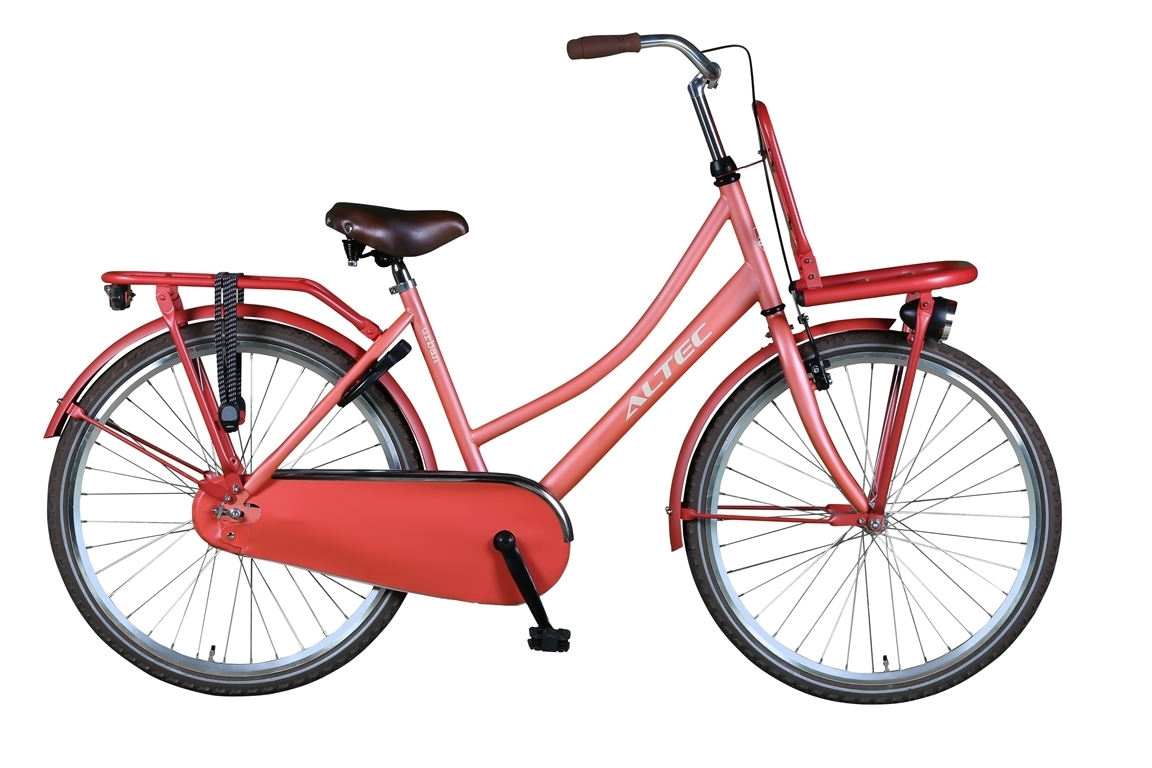 Altec Urban 26 inch Transportfiets Stain Red
