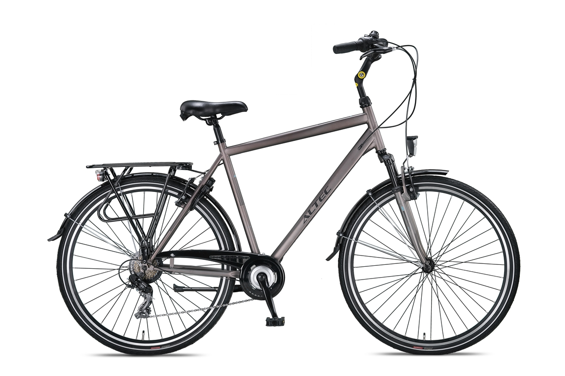 Altec Verona 28 inch Herenfiets 56cm Warm Grey 2020