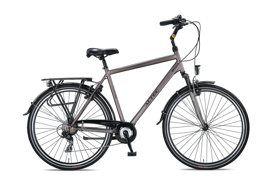 Altec Verona 28 inch Herenfiets 56cm Warm Grey